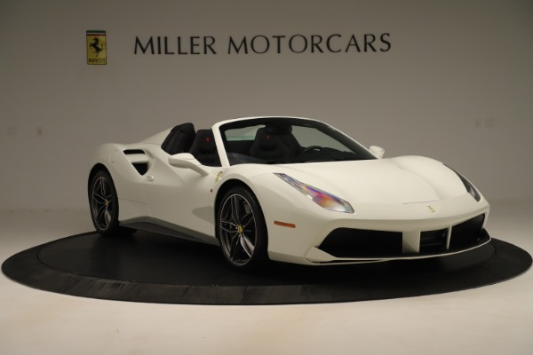 Used 2016 Ferrari 488 Spider for sale Sold at Maserati of Greenwich in Greenwich CT 06830 11