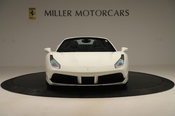 Used 2016 Ferrari 488 Spider for sale Sold at Maserati of Greenwich in Greenwich CT 06830 12