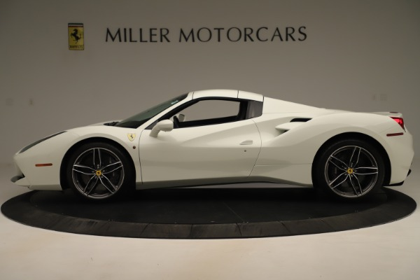 Used 2016 Ferrari 488 Spider for sale Sold at Maserati of Greenwich in Greenwich CT 06830 14
