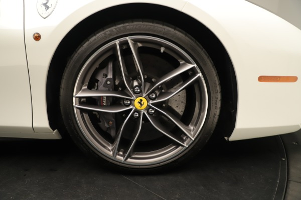 Used 2016 Ferrari 488 Spider for sale Sold at Maserati of Greenwich in Greenwich CT 06830 19