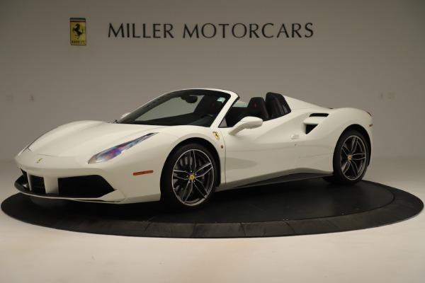 Used 2016 Ferrari 488 Spider for sale Sold at Maserati of Greenwich in Greenwich CT 06830 2