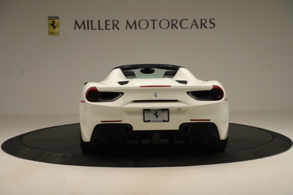 Used 2016 Ferrari 488 Spider for sale Sold at Maserati of Greenwich in Greenwich CT 06830 6