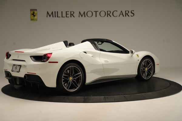 Used 2016 Ferrari 488 Spider for sale Sold at Maserati of Greenwich in Greenwich CT 06830 8