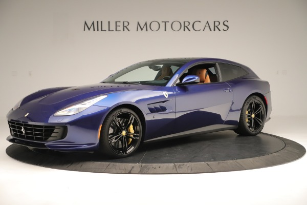 Used 2019 Ferrari GTC4Lusso for sale Sold at Maserati of Greenwich in Greenwich CT 06830 2