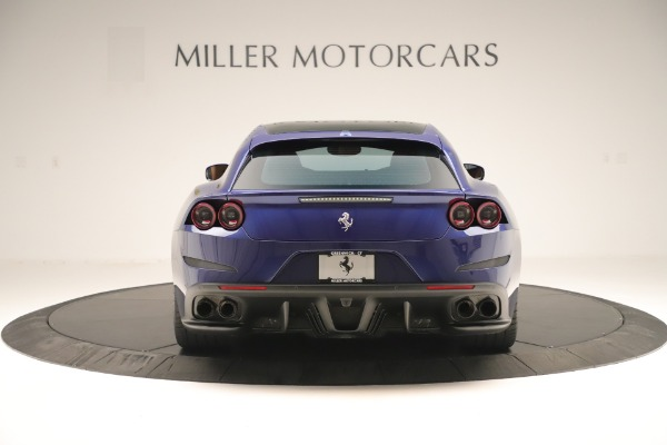 Used 2019 Ferrari GTC4Lusso for sale Sold at Maserati of Greenwich in Greenwich CT 06830 6