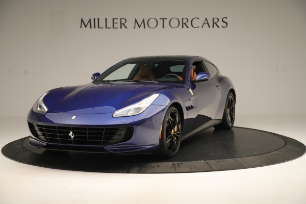 Used 2019 Ferrari GTC4Lusso for sale Sold at Maserati of Greenwich in Greenwich CT 06830 1