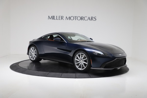 New 2020 Aston Martin Vantage Coupe for sale $163,524 at Maserati of Greenwich in Greenwich CT 06830 10