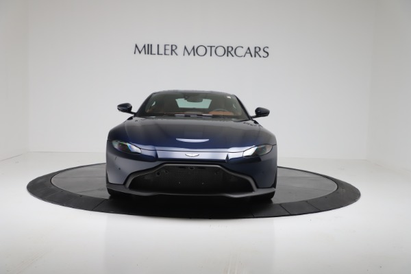 New 2020 Aston Martin Vantage Coupe for sale $163,524 at Maserati of Greenwich in Greenwich CT 06830 11