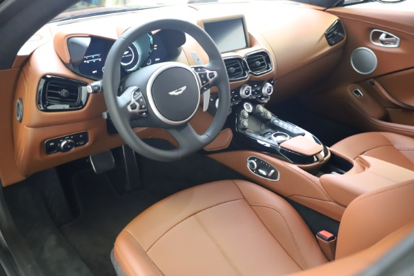 New 2020 Aston Martin Vantage Coupe for sale $163,524 at Maserati of Greenwich in Greenwich CT 06830 12