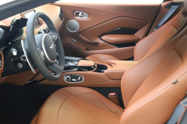 New 2020 Aston Martin Vantage Coupe for sale $163,524 at Maserati of Greenwich in Greenwich CT 06830 13