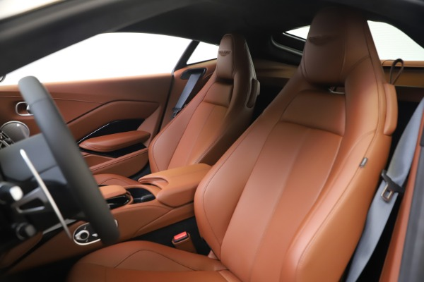 New 2020 Aston Martin Vantage Coupe for sale $163,524 at Maserati of Greenwich in Greenwich CT 06830 14