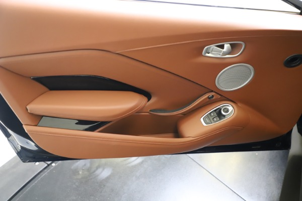 New 2020 Aston Martin Vantage Coupe for sale $163,524 at Maserati of Greenwich in Greenwich CT 06830 15