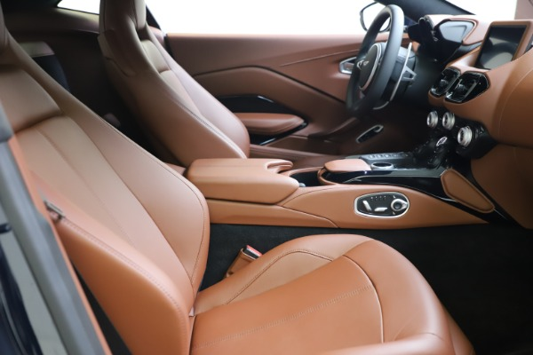 New 2020 Aston Martin Vantage Coupe for sale $163,524 at Maserati of Greenwich in Greenwich CT 06830 16