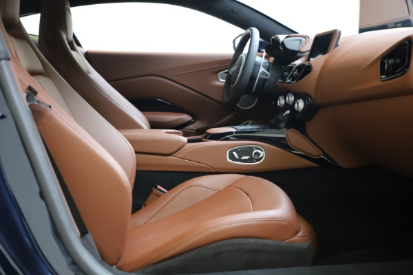 New 2020 Aston Martin Vantage Coupe for sale $163,524 at Maserati of Greenwich in Greenwich CT 06830 17