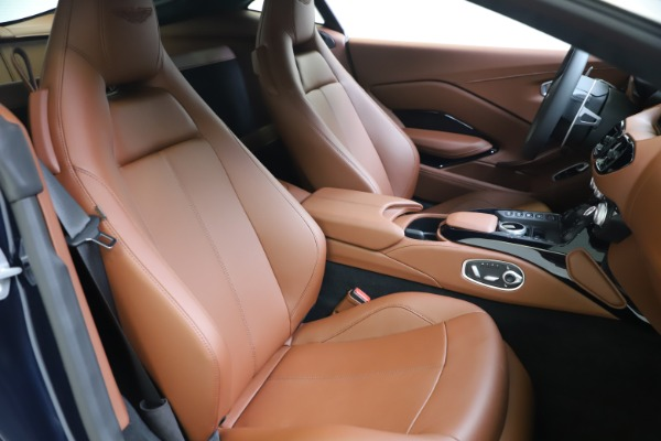 New 2020 Aston Martin Vantage Coupe for sale $163,524 at Maserati of Greenwich in Greenwich CT 06830 18
