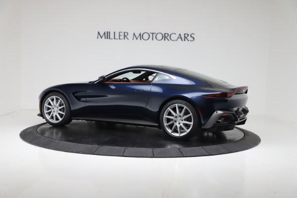New 2020 Aston Martin Vantage Coupe for sale $163,524 at Maserati of Greenwich in Greenwich CT 06830 4