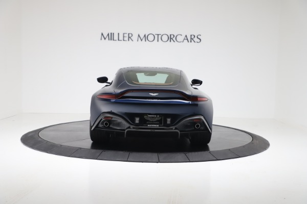 New 2020 Aston Martin Vantage Coupe for sale $163,524 at Maserati of Greenwich in Greenwich CT 06830 5