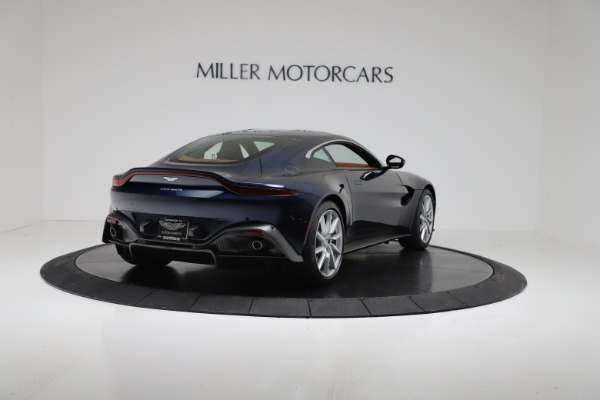 New 2020 Aston Martin Vantage Coupe for sale $163,524 at Maserati of Greenwich in Greenwich CT 06830 6