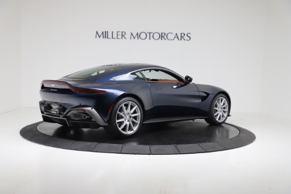 New 2020 Aston Martin Vantage Coupe for sale $163,524 at Maserati of Greenwich in Greenwich CT 06830 7