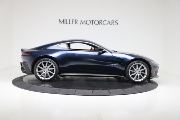 New 2020 Aston Martin Vantage Coupe for sale $163,524 at Maserati of Greenwich in Greenwich CT 06830 8