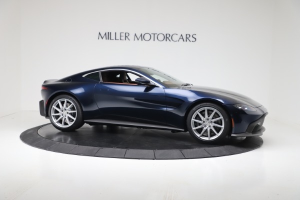 New 2020 Aston Martin Vantage Coupe for sale $163,524 at Maserati of Greenwich in Greenwich CT 06830 9