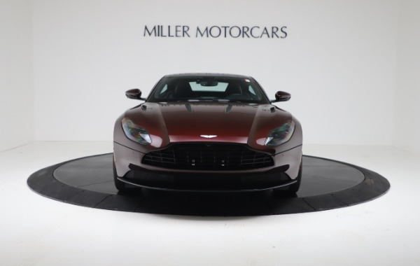 New 2019 Aston Martin DB11 V12 AMR Coupe for sale $263,916 at Maserati of Greenwich in Greenwich CT 06830 11