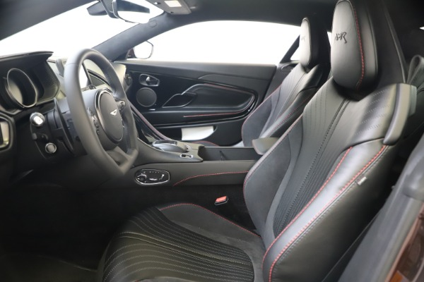 New 2019 Aston Martin DB11 V12 AMR Coupe for sale $263,916 at Maserati of Greenwich in Greenwich CT 06830 13