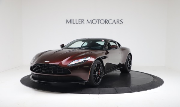New 2019 Aston Martin DB11 V12 AMR Coupe for sale $263,916 at Maserati of Greenwich in Greenwich CT 06830 2