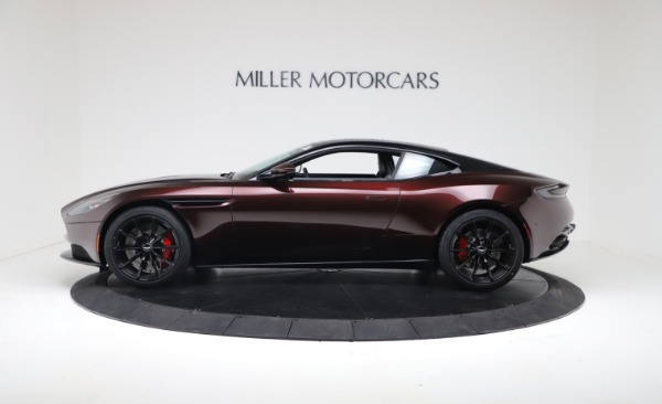 New 2019 Aston Martin DB11 V12 AMR Coupe for sale $263,916 at Maserati of Greenwich in Greenwich CT 06830 3