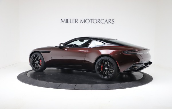 New 2019 Aston Martin DB11 V12 AMR Coupe for sale $263,916 at Maserati of Greenwich in Greenwich CT 06830 4