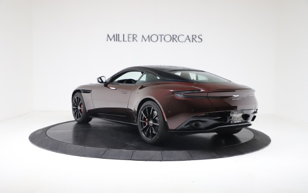 New 2019 Aston Martin DB11 V12 AMR Coupe for sale $263,916 at Maserati of Greenwich in Greenwich CT 06830 5