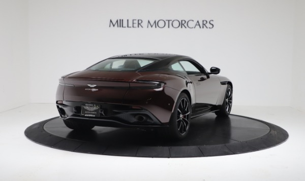 New 2019 Aston Martin DB11 V12 AMR Coupe for sale $263,916 at Maserati of Greenwich in Greenwich CT 06830 7