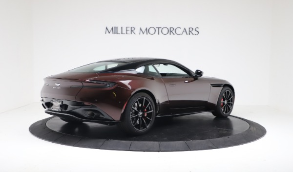 New 2019 Aston Martin DB11 V12 AMR Coupe for sale $263,916 at Maserati of Greenwich in Greenwich CT 06830 8