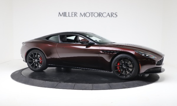 New 2019 Aston Martin DB11 V12 AMR Coupe for sale $263,916 at Maserati of Greenwich in Greenwich CT 06830 9