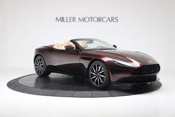 Used 2020 Aston Martin DB11 Volante Convertible for sale $223,900 at Maserati of Greenwich in Greenwich CT 06830 10