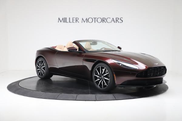 Used 2020 Aston Martin DB11 Volante for sale Sold at Maserati of Greenwich in Greenwich CT 06830 10