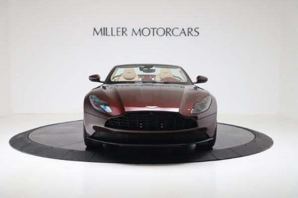 Used 2020 Aston Martin DB11 Volante for sale Sold at Maserati of Greenwich in Greenwich CT 06830 11