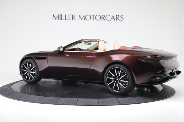 Used 2020 Aston Martin DB11 Volante Convertible for sale $223,900 at Maserati of Greenwich in Greenwich CT 06830 12