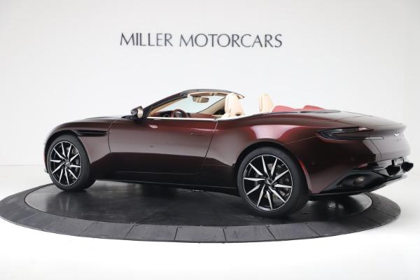 Used 2020 Aston Martin DB11 Volante for sale Sold at Maserati of Greenwich in Greenwich CT 06830 12