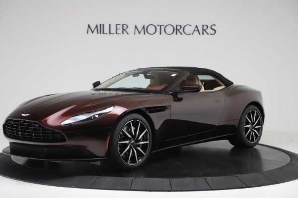 Used 2020 Aston Martin DB11 Volante for sale Sold at Maserati of Greenwich in Greenwich CT 06830 14