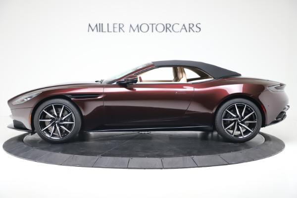Used 2020 Aston Martin DB11 Volante for sale Sold at Maserati of Greenwich in Greenwich CT 06830 15