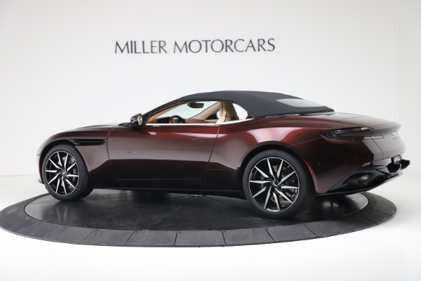 Used 2020 Aston Martin DB11 Volante Convertible for sale $223,900 at Maserati of Greenwich in Greenwich CT 06830 16