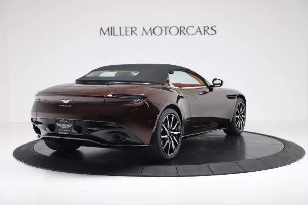 Used 2020 Aston Martin DB11 Volante for sale Sold at Maserati of Greenwich in Greenwich CT 06830 17