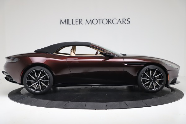 Used 2020 Aston Martin DB11 Volante for sale Sold at Maserati of Greenwich in Greenwich CT 06830 18