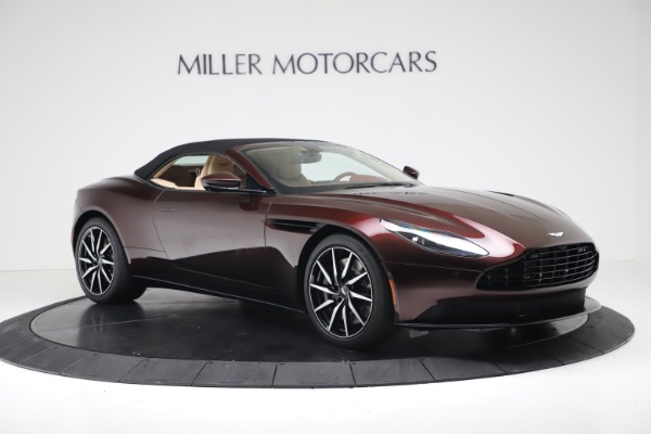 Used 2020 Aston Martin DB11 Volante Convertible for sale $223,900 at Maserati of Greenwich in Greenwich CT 06830 19