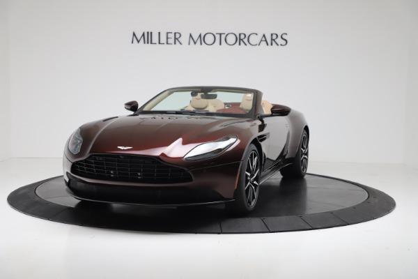 Used 2020 Aston Martin DB11 Volante for sale Sold at Maserati of Greenwich in Greenwich CT 06830 2