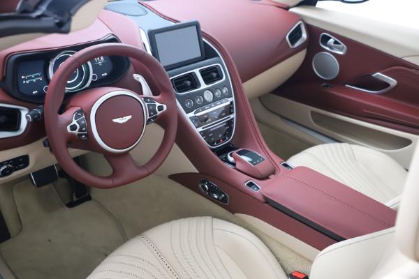 Used 2020 Aston Martin DB11 Volante for sale Sold at Maserati of Greenwich in Greenwich CT 06830 20