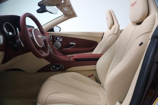 Used 2020 Aston Martin DB11 Volante for sale Sold at Maserati of Greenwich in Greenwich CT 06830 21