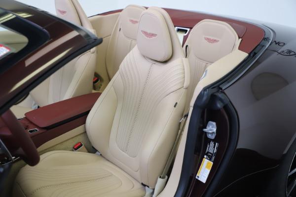 Used 2020 Aston Martin DB11 Volante for sale Sold at Maserati of Greenwich in Greenwich CT 06830 23