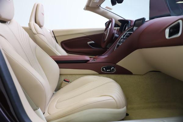 Used 2020 Aston Martin DB11 Volante for sale Sold at Maserati of Greenwich in Greenwich CT 06830 25